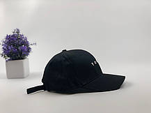 Кепка бейсболка Youth черная , фото 2