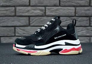 Женские кроссовки Balenciaga Triple S / баленсиага / реплика (1:1 к оригиналу), фото 2