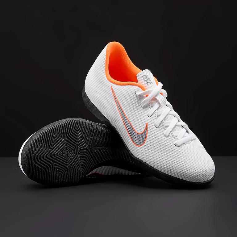 0a95f0ab0bc1d9 Детские Футзалки Nike MercurialX VaporX 12 Club IC AH7354-107 (Оригинал) -  Football