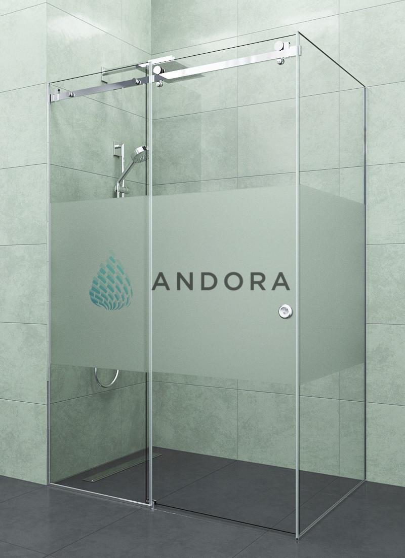 Душевая кабина Andora Dream 1300x800x200 стекло matzone L/R