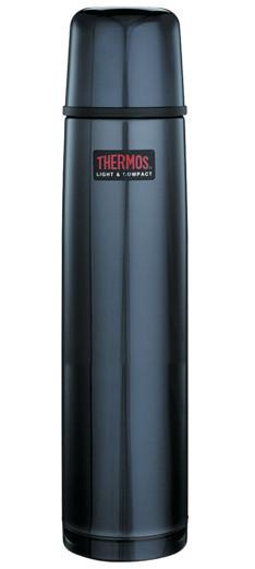 Термос 0,75 л, Thermos FBB-750BC, серый