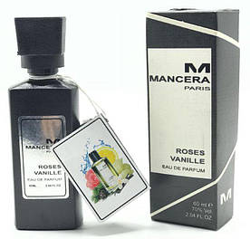 Парфюмерная вода-спрей Mancera Roses Vanille (Мансера Розес Ваниль), 60 мл