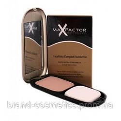Пудра Max Factor Facefinity Compact Foundation Золотая (тон №6)
