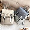 Женский рюкзак с блестками, фото 2