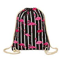 """Пляжный рюкзак """"Flamingo"""" 3 Цвета"""
