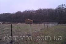 "Забор из сетки рабица ""под ключ"", фото 3"