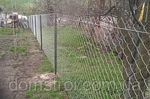 Заборы для частного сектора из сетки, фото 2