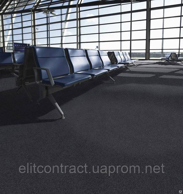 ITC Blitz New 099 ― петлевое офисное ковровое покрытие максимальной износостойкости на складе в Киеве