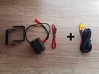 Камера заднего вида с ИК подсветкой для сельхозтехники. Вариант 2 + кабель 10 метров