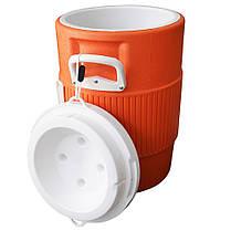 Изотермический контейнер 18,9 л, Igloo 5 Gallon Seat Top (342234231622), фото 3