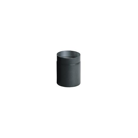 Жаропрочная дымоходная труба 250 мм. диаметр 150мм..