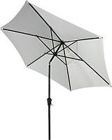 Зонт садовый Time Eco TE-004-270 бежевый