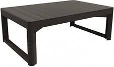 Стол Allibert Lyon rattan table, фото 2