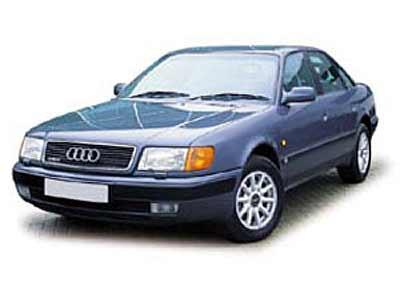 Книги по ремонту Audi 100/200
