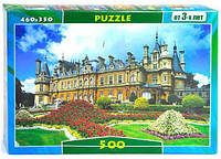 Пазлы 500 элементов, Замок, rv0051626