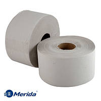 Туалетная бумага 120 м Eco серая однослойная в рулоне джамбо Mini 120 м., Украина