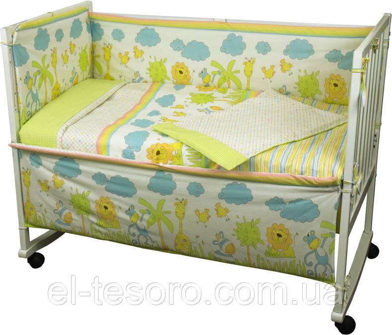 Спальний Комплект «Джунглі»