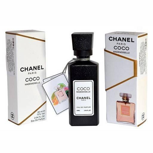 Женский мини-парфюм Chanel Coco Mademoiselle (Шанель Коко Мадмуазель), 60 мл