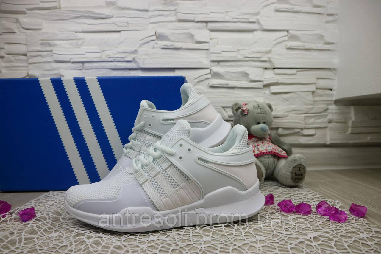 Женские кроссовки Adidas Equipment 3031-1 Белые