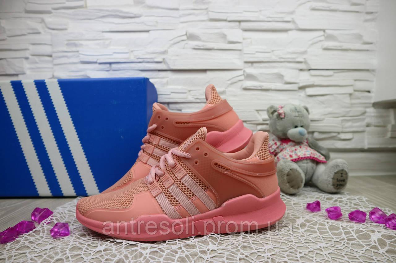 Женские кроссовки Adidas Equipment 3031-2 Розовые