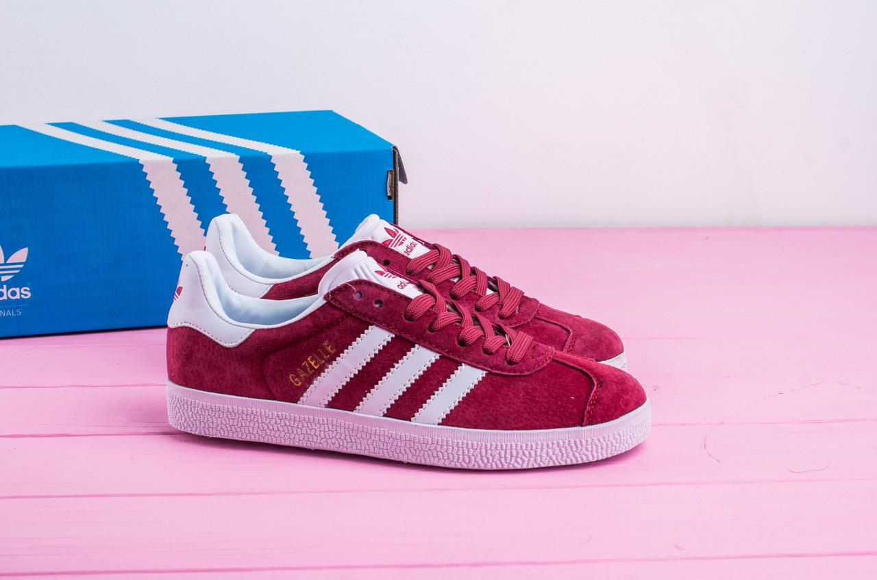 Wildleder adidas Gazelle Herren Sneaker 222036 schwarz