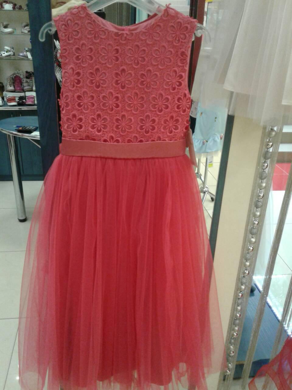 d879fe15383 Платье для девочки нарядное размеры от 7 до 10 лет -