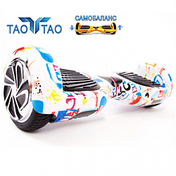 Smart Balance Wheel 6,5 (Tao-Tao)+Автобаланс+Сумка+Колонка