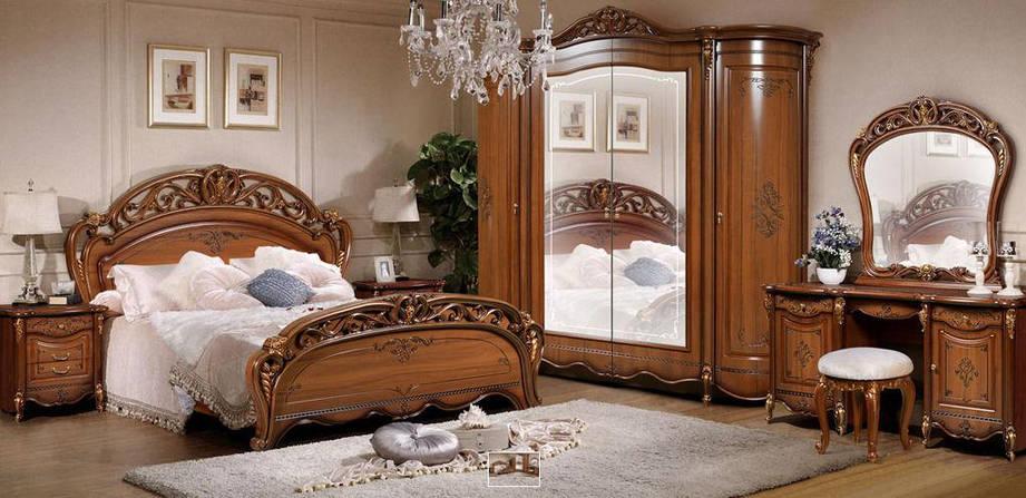 Спальня Аллегро 2Д1 (Орех) (с доставкой), фото 2