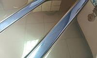 Алюминиевый потолок суперзолото зеркальная вставка