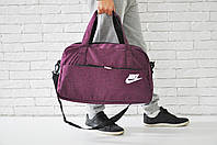 Модная спортивная сумка найк, nike сумка для спорта (реплика)