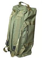 Сумка-рюкзак 80 л (зеленая)
