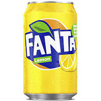 Газировка Fanta Lemon 355ml