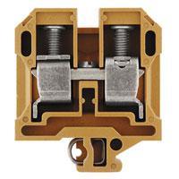 Клемма с винтовыми зажимами Weidmuller SAK 95/35 KRG - 662220000