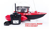 Кораблик для рыбалки и прикормки T10-W торнадо 7