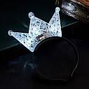 Корона на обруче светящаяся, фото 4