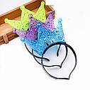Корона на обруче светящаяся, фото 5