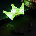 Корона на обруче светящаяся, фото 6