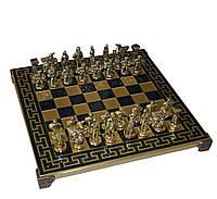 "Шахматы ""Manopoulos"" Спартанский воин Меандр, фото 1"