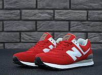 Женские кроссовки New Balance Red