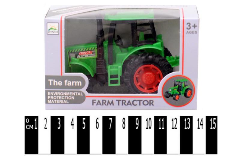 """Трактор """"Фермер"""" инерционный, 8338-80"""