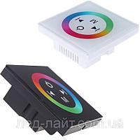 Контроллер для RGB ленты 12А панель (сенсор), фото 1