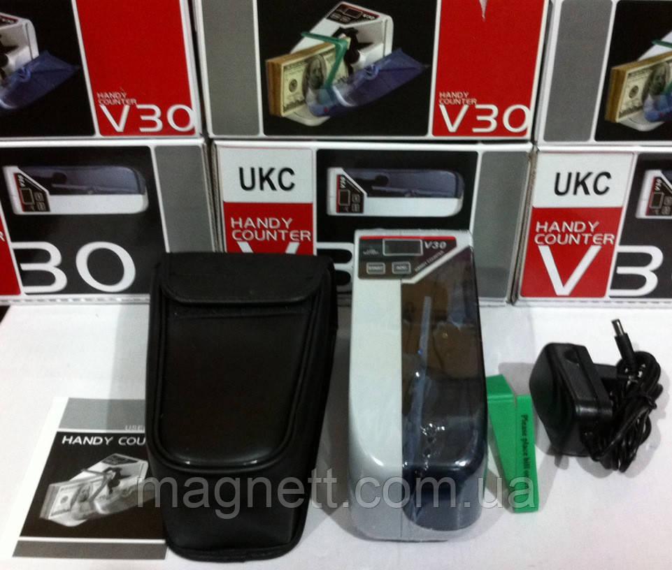 Портативная машинка для счета денег UKC V-30