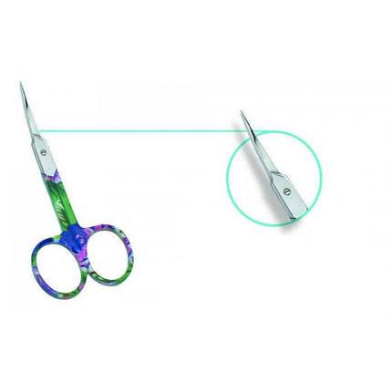 Ножницы для кутикул SPL9214 блистер, фото 2