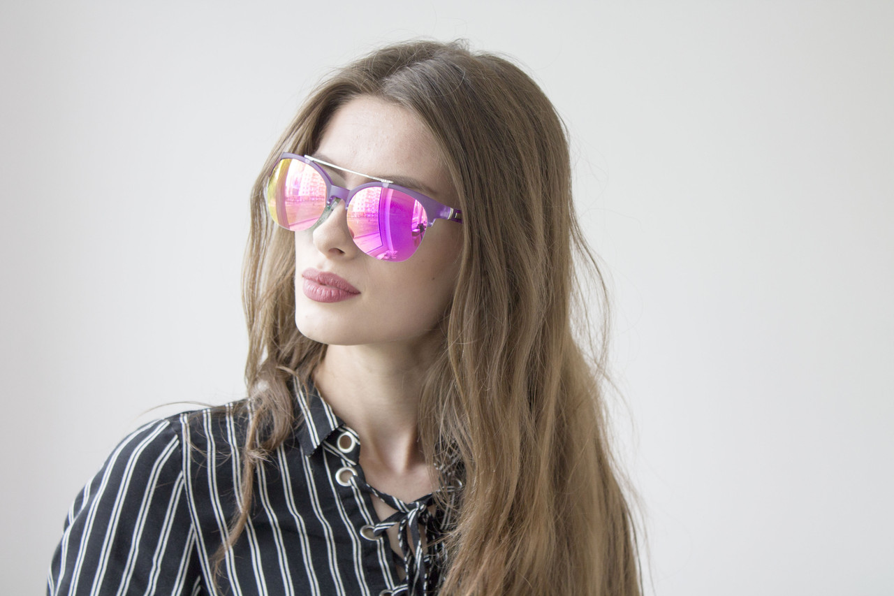 Солнцезащитные женские очки (5535-5)