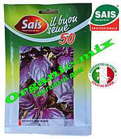 Базилик для теплиц и открытого грунта Фиолетовый РЕД РУБИН / RED RUBIN (проф. пакет 50 г) SAIS Италия, фото 1