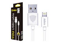 Кабель USB - Lightning Inkax CK-01-IP-i5