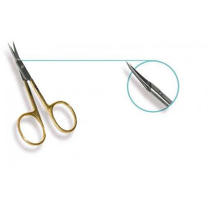 Ножницы маникюрные SPL 9219 блистер, фото 2