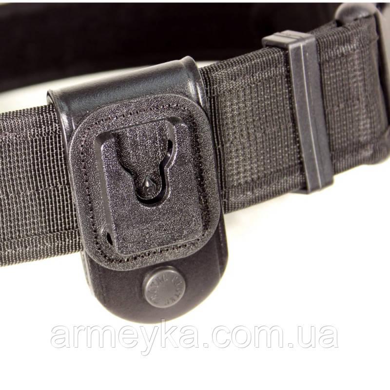 Фиксатор Klick Fast (принимающий) Belt (для ремня), кожа/пластик. Великобритания, оригинал.