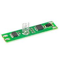 Диммер для светодиодного профиля 12В/24В 5А, сенсорный, фото 1