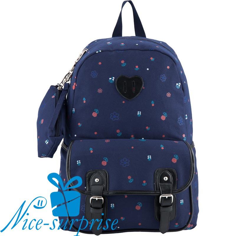 8cb9c676b7ae Рюкзак для девочки-подростка Kite Urban K18-897L (9-11 класс)